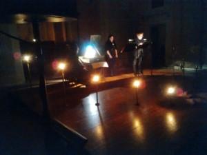 2016 MUSICAE SACRI LOCI La voce di Dio